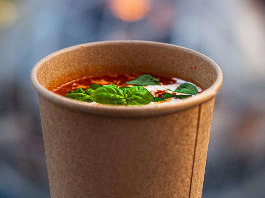 Hřejivé polévky