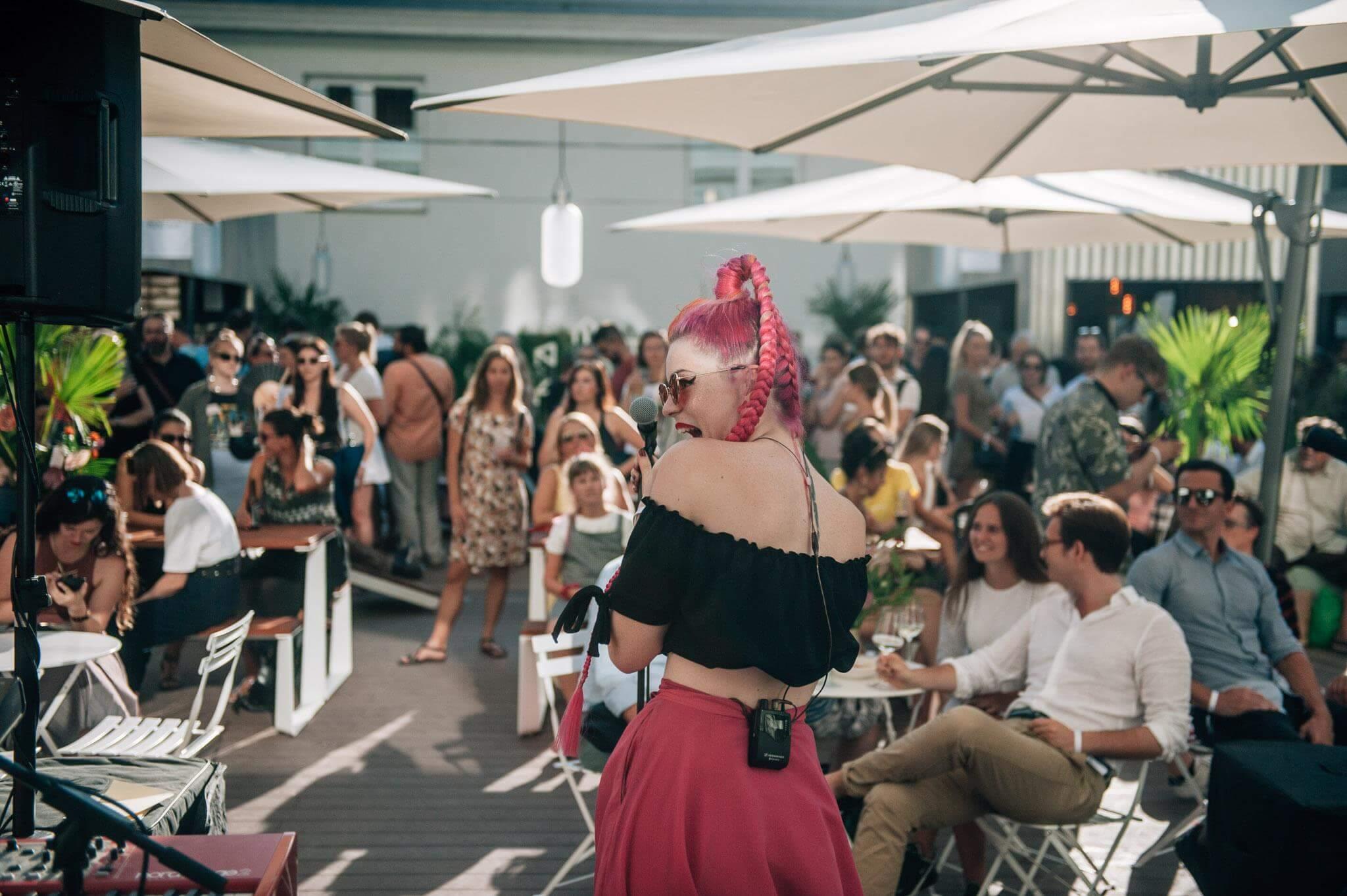 Make your next event a unique experience