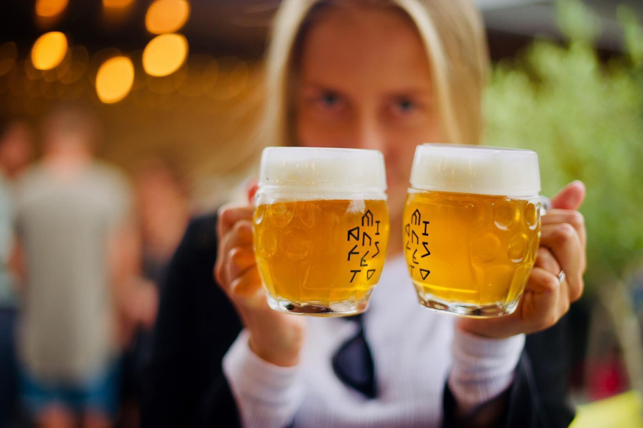 Beer & Beer district