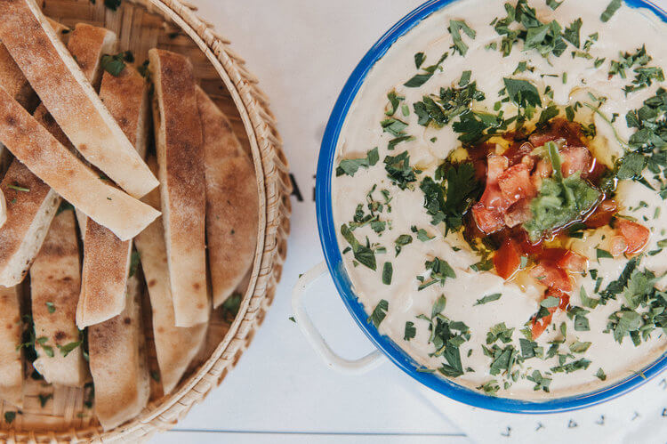 The Hummus Bar