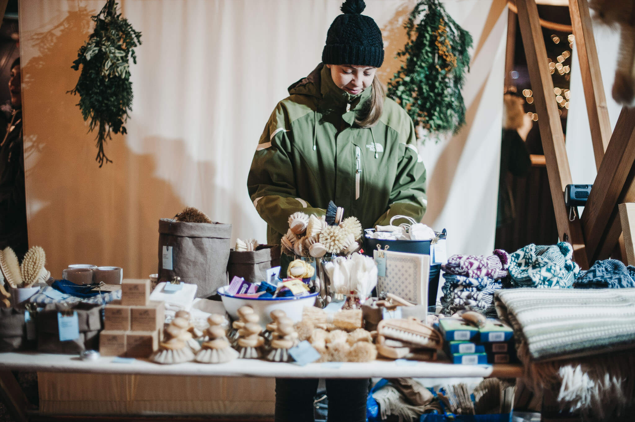 We are looking for new tenants | Christmas Market