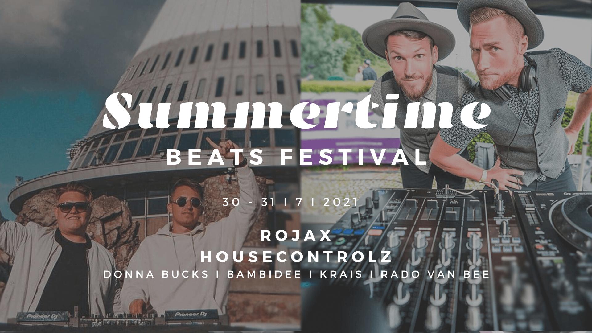 Summertime Beats, 30/07